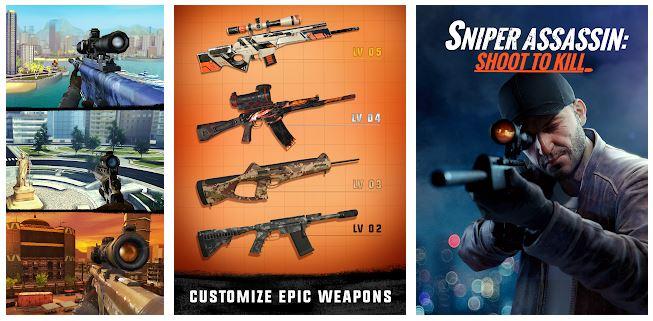 Download Sniper 3D For Mac