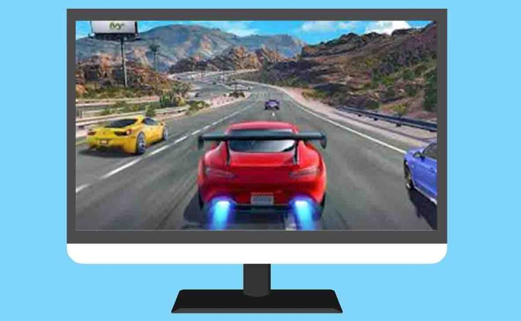 Download Street Racing 3D For PC