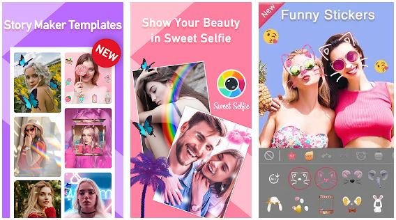 Download Sweet Selfie For Mac