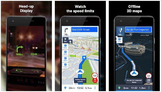 Download Sygic GPS Navigation For Mac
