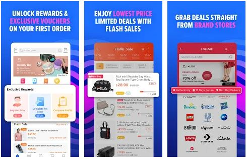 How to Download Lazada For Mac
