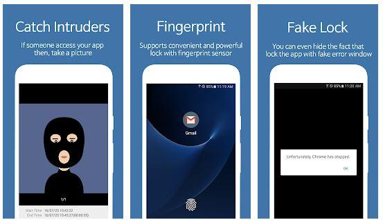 Download AppLock - Fingerprint For Mac