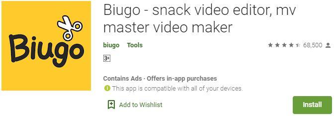 Download Biugo For Windows