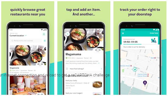 Download Deliveroo Takeaway food For Mac