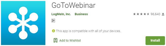 Download GoToWebinar For Windows