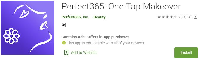 Download Perfect365 For Windows