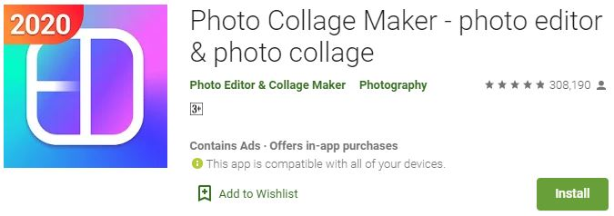 Download Photo Collage Maker For Windows