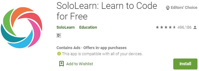 Download SoloLearn For Windows