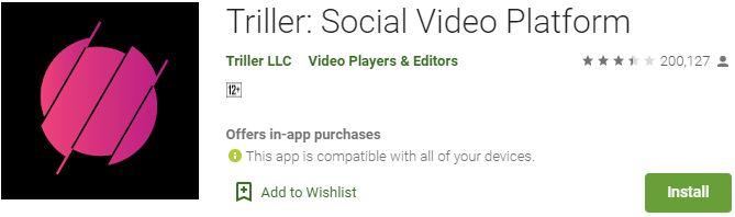 Download Triller Social Video Platform For Windows