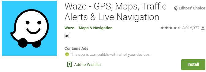 DownloadWaze For Windows