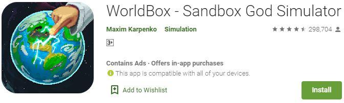 Download WorldBox For Windows