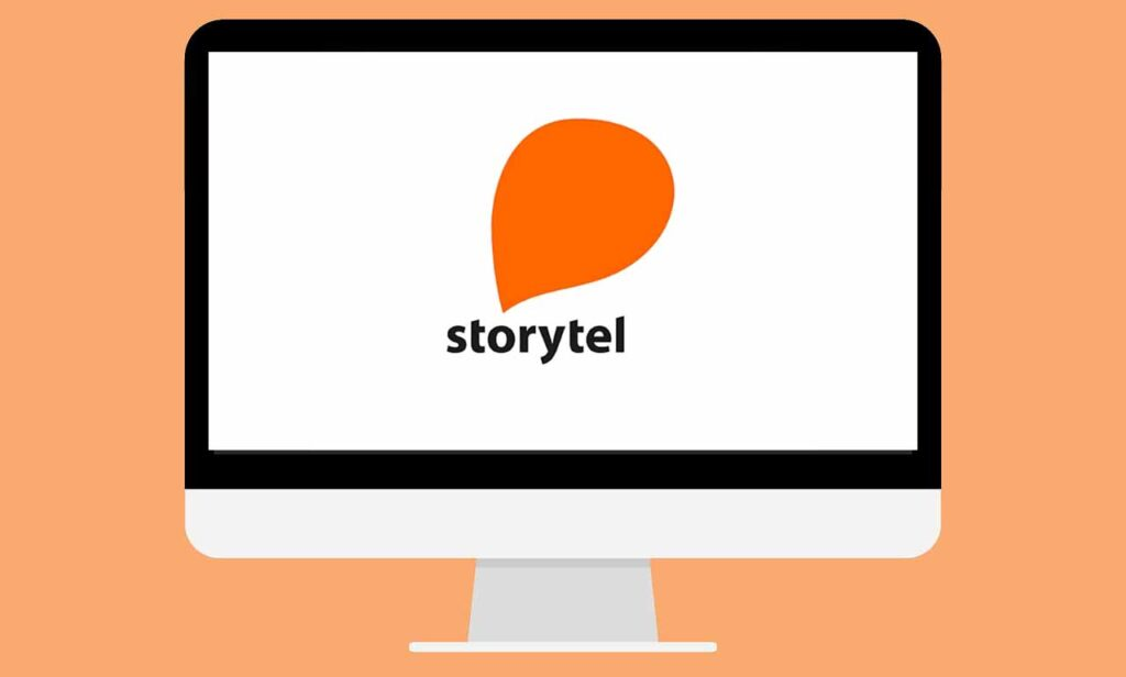Download Storytel For PC