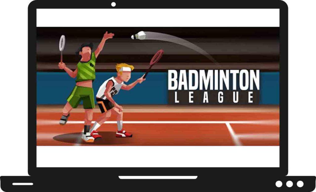 Download Badminton League For PC