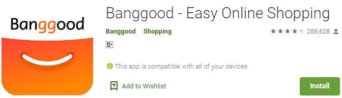 Download Banggood For Windows