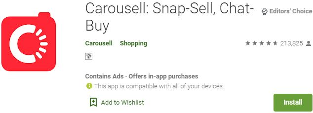 Download Carousell For Windows
