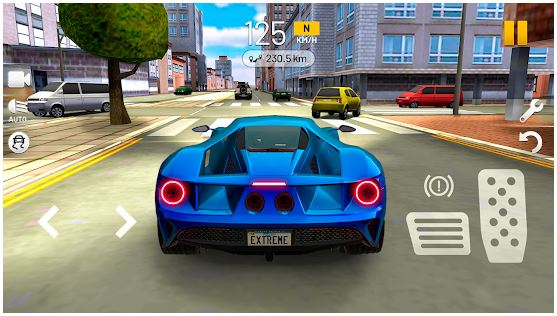 Download Extreme Car Driving Simulator For Mac