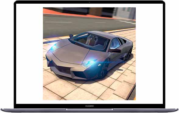 Download Extreme Car Driving Simulator For PC