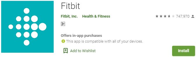 Download Fitbit For Windows