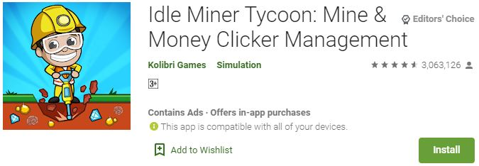 Download Idle Miner Tycoon For Windows