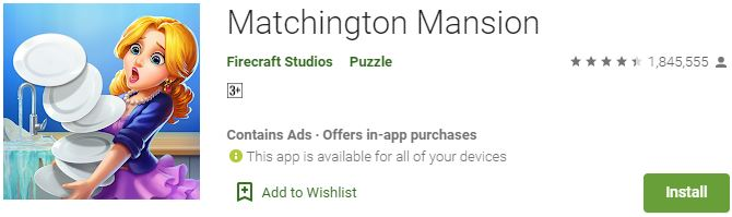Download Matchington Mansion  For Windows