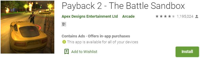 Download Payback 2 For Windows