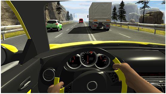 Download Racing in Car 2 For Mac