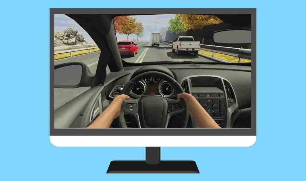 Download Racing in Car 2 for PC