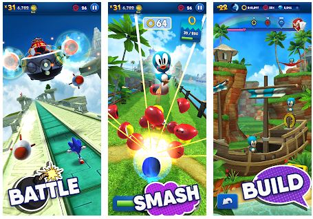 Download Sonic Dash For Mac
