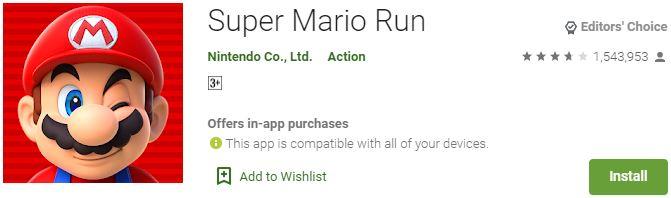 Download Super Mario Run For Windows