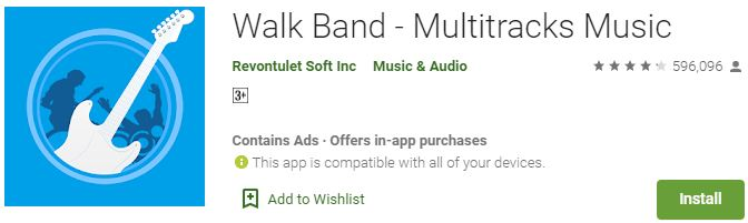 Download Walk Band For Windows