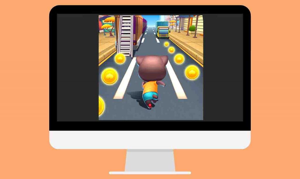 Download Cat Runner For PC