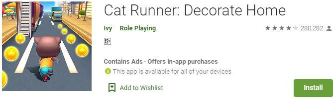 Download Cat Runner For Windows