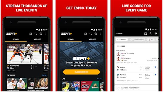 Download ESPN For Mac