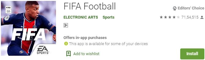 Download FIFA Football For Windows