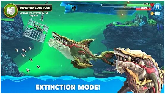 Download Hungry Shark World For Mac