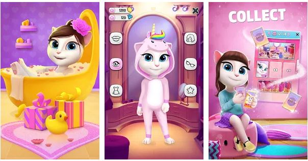 Download My Talking Angela For Mac