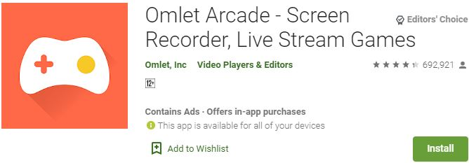 Download Omlet Arcade  For Windows