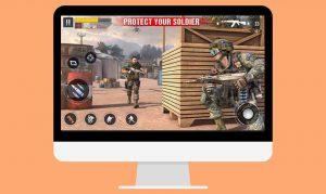 Download Real Commando Secret Mission For PC