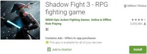 Download Shadow Fight 3 For Windows