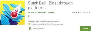 Download Stack Ball For Windows