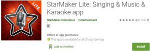 Download StarMaker Lite for Windows