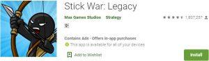 Download Stick War Legacy For Windows