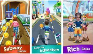 Download Subway Princess Runner For Mac