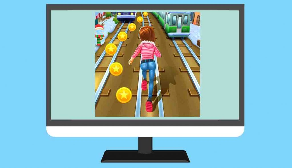 Download Subway Princess Runner For PC