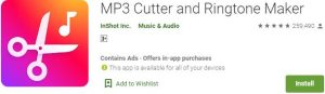 MP3 Cutter and Ringtone Maker for Windows