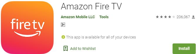 Download Amazon Fire TV For Windows