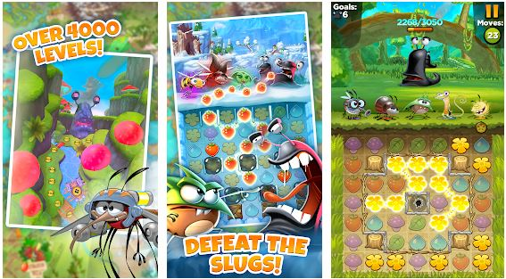 Download Best Fiends - Free Puzzle Game For Mac