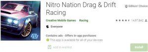 Download Nitro Nation Drag & Drift Racing For Windows
