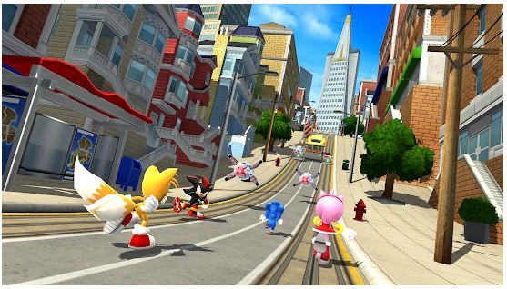 Download Sonic Forces For Mac