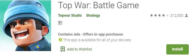Download Top War Battle Game For Windows